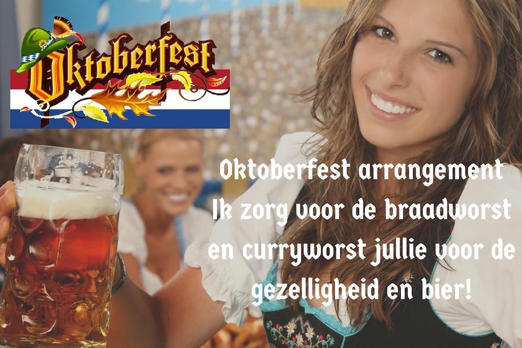 OktoberFest met mr Grill