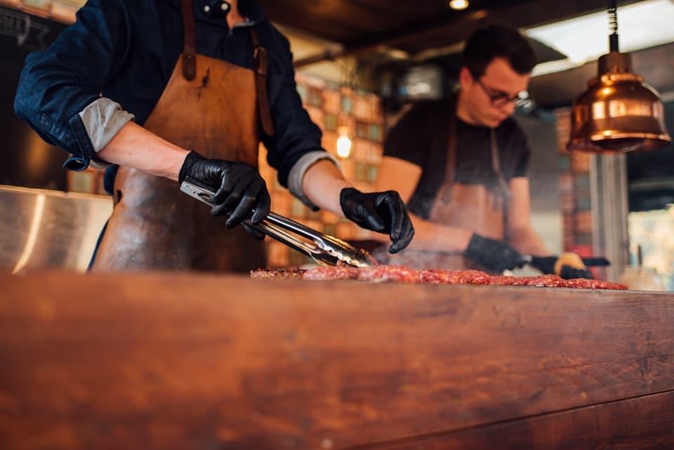 BBQ Foodtruck grill masters